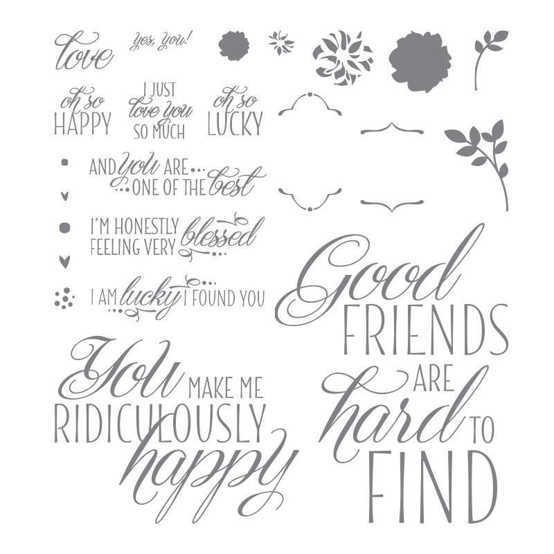 Lovely Friends Bundls